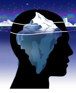 iceberg in mind